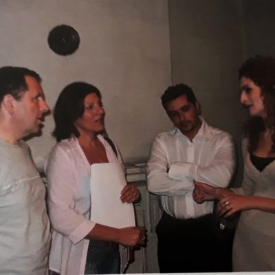 Dramm_ 'il-programm televiziv' 2006 prof. Spiteri