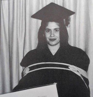 Graduation Lorna '96