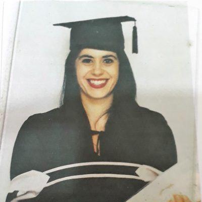 Young Lorna graduation