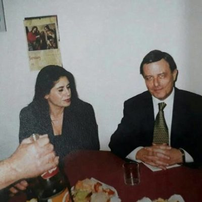 with Alfred Sant